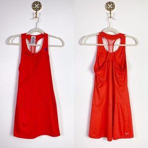 Girl's Adidas Climacool Tennis Dress XL euc